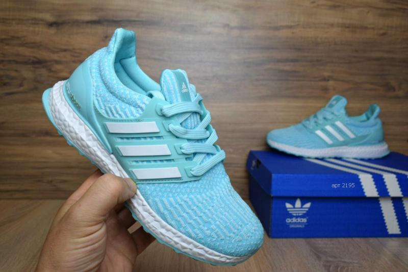 Фото  Adidas Ultra Boost Mint (36-41)