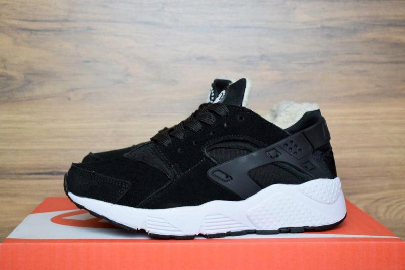 Nike Air Huarache Black White (37-46)