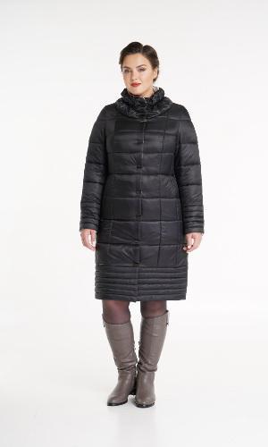 Утепленная женская куртка