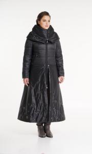 Фото  Пальто женское макси (удлиненное)