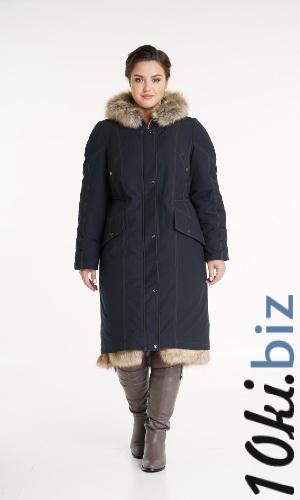 Пальто с мехом женское - Зимнее пальто женское в Санкт-Петербурге