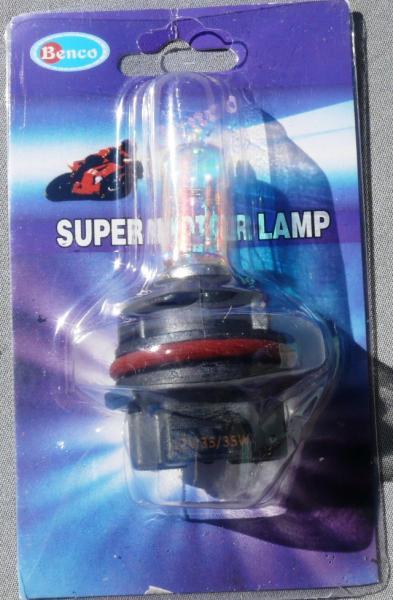 Лампа РН-11 12V35\35 хамелеон