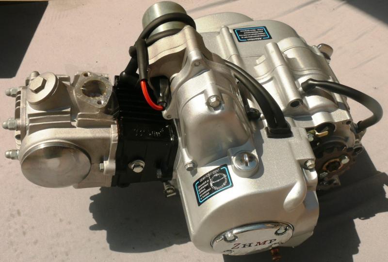 Двигатель DELTA -110 ( механика)