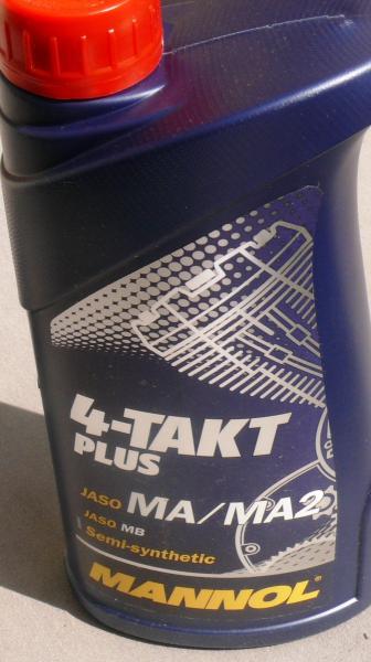 Масло Mannol 4т Plus 10w-40 1л (ящ - 20 шт.)