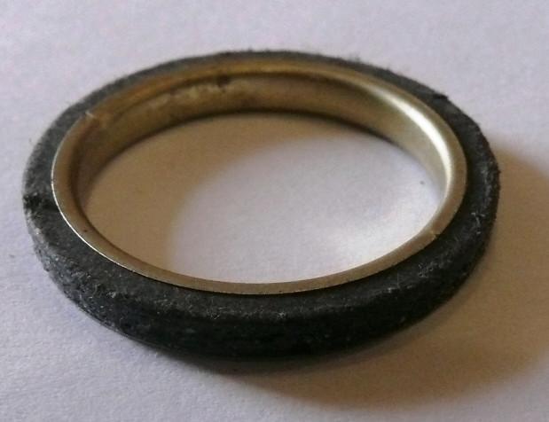 Кольцо глушителя GY6-125