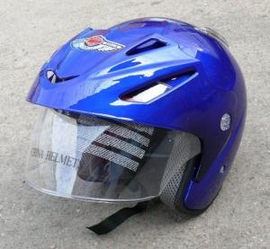 Фото Экипировка Шлем AD-168 Синий без бороды