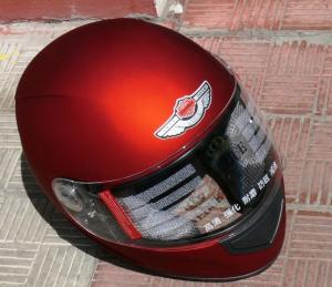 Фото Экипировка Шлем AD-178 Красный-матовый