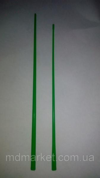 Хлыст на зимнюю удочку (зеленый)