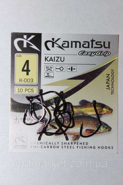 Крючок Kamatsu Kaizu BLN №4 (оригинал)