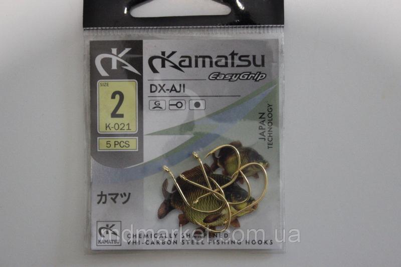 Крючок Kamatsu DX-AJI G №2 (оригинал)