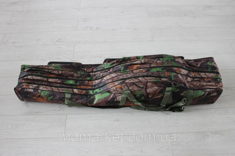 Чехол 130 см 3-х секционный Дуб яркий
