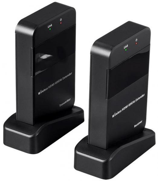 Monoprice бездротовий HDMI подовжувач WirelessHD 60 Гц до 30 м