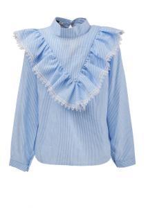 Фото Школьная форма для девочек, Блузки школьные БЛУЗКА ШКОЛЬНАЯ ДЛЯ ДЕВОЧЕК
