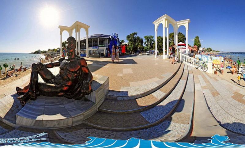 Фото Маршруты в Крым из Украины Херсон - Евпатория
