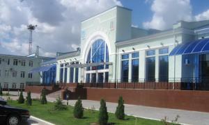 Бахмут(Артемовск) 19:00 - Джанкой