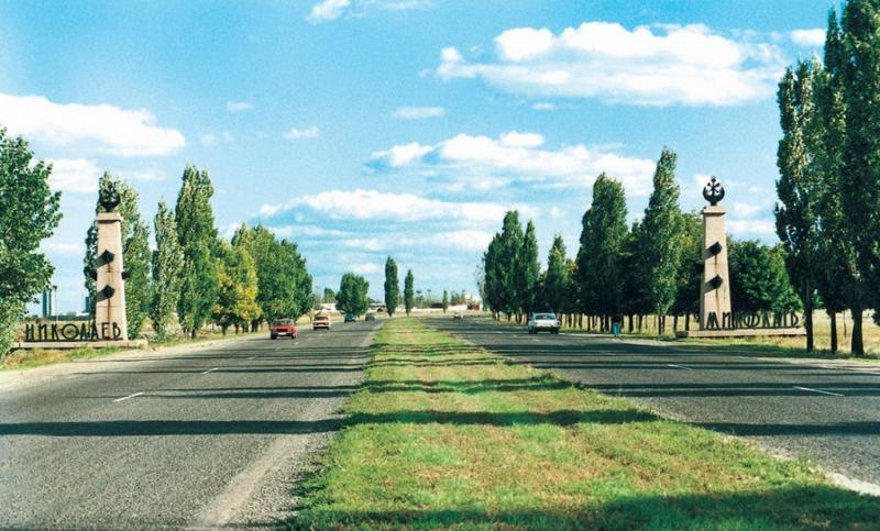 Симферополь - Николаев