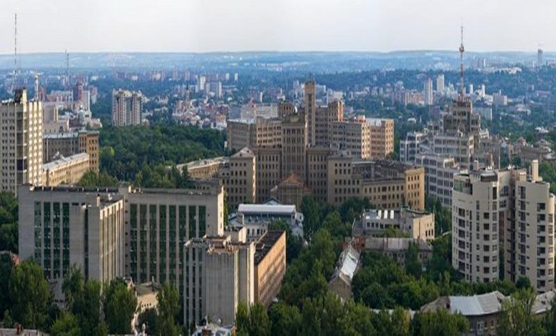 Симферополь - Харьков