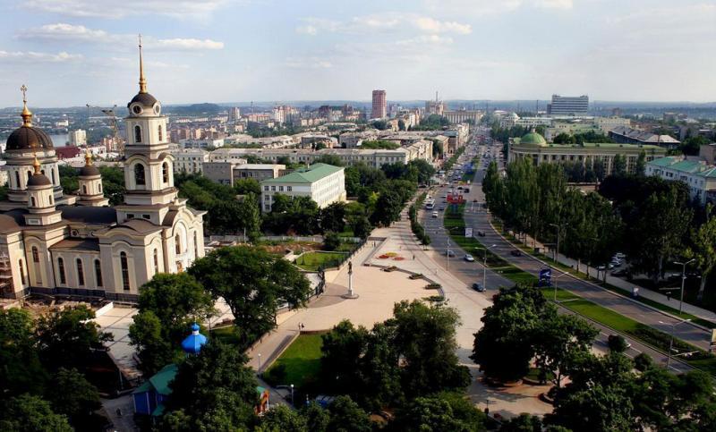 Симферополь - Краматорск