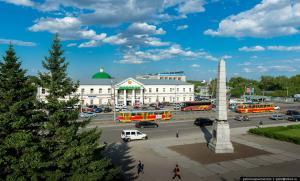 Симферополь - Покровск (Красноармейск)