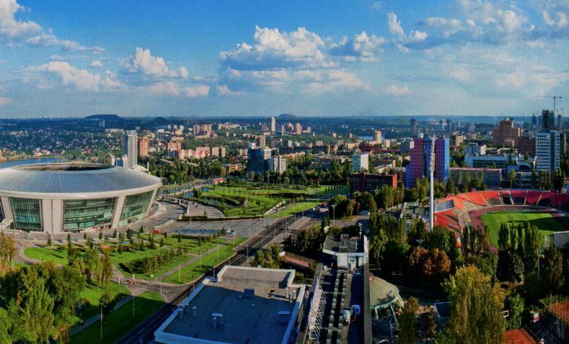 Симферополь - Донецк