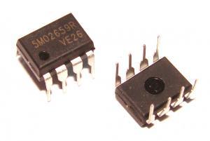 Фото Микросхемы, Активные компоненты Микросхема 5M02659R ШИМ блока питания спутниковых тюнеров 5M02659