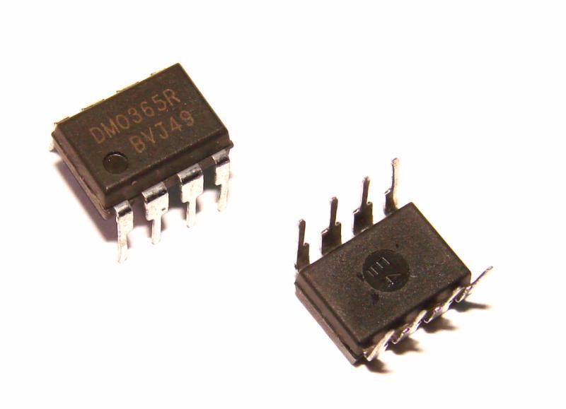 Микросхема DM0365R DM0365 ШИМ контроллер