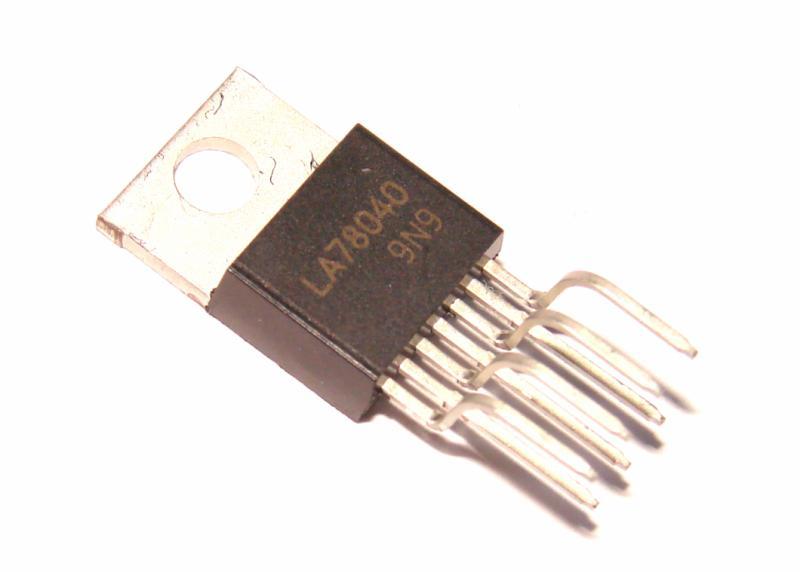 Микросхема LA78040