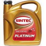 Sintec / Sintoil Платинум 5w40 4л