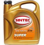 Sintec / Sintoil Супер 10w40 4л