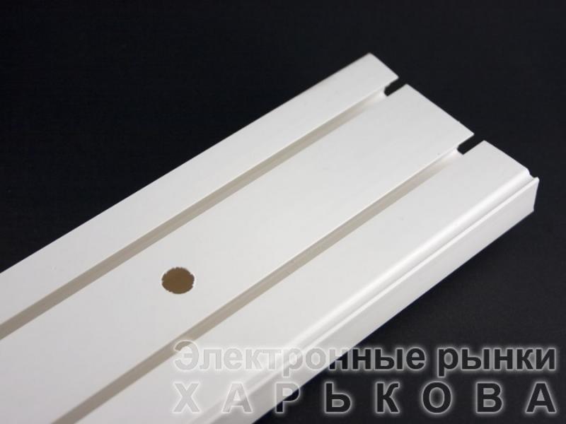 «ОМ 2»  Карниз потолочный двухрядный    (Арт. V00125)