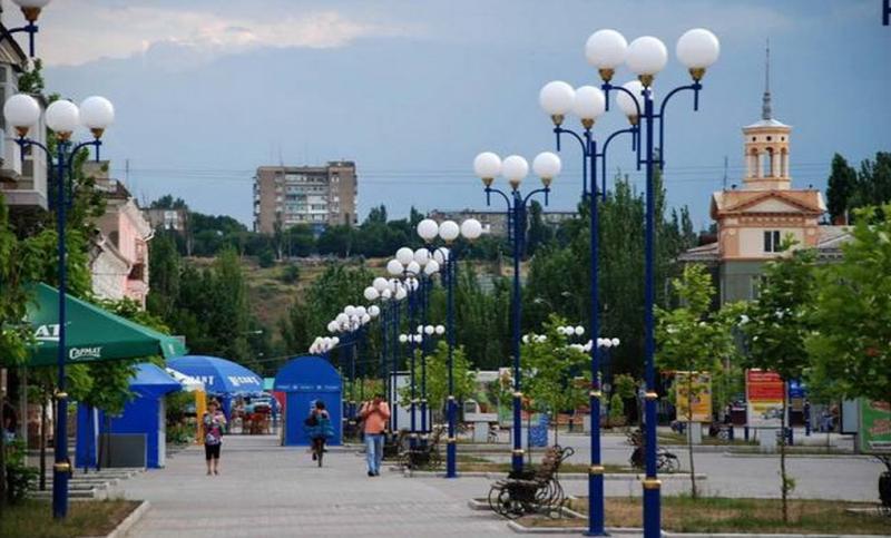 Фото Маршруты в Украину из Крыма Джанкой - Бердянск