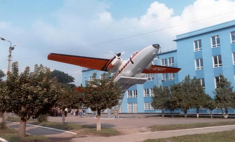 Севастополь - Кропивницкий (Кировоград)