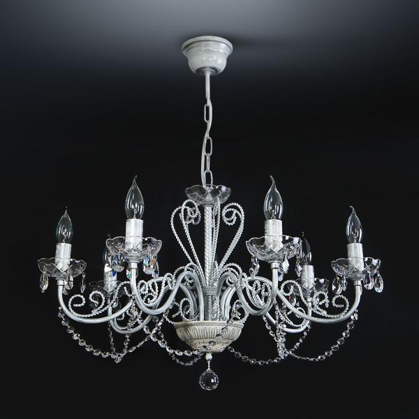 Аладдин Люстра 7 ламп