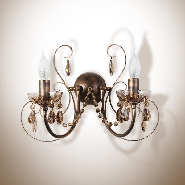 Арианда Бра настенный 2 лампы