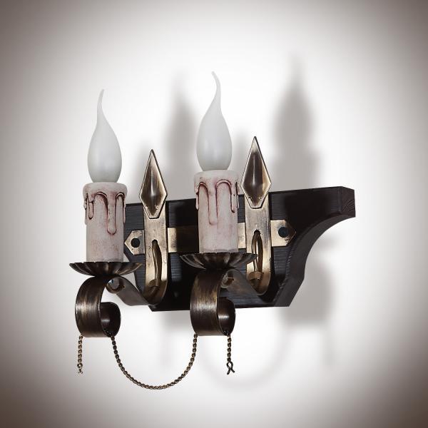 Амира Бра настенный 2 лампы