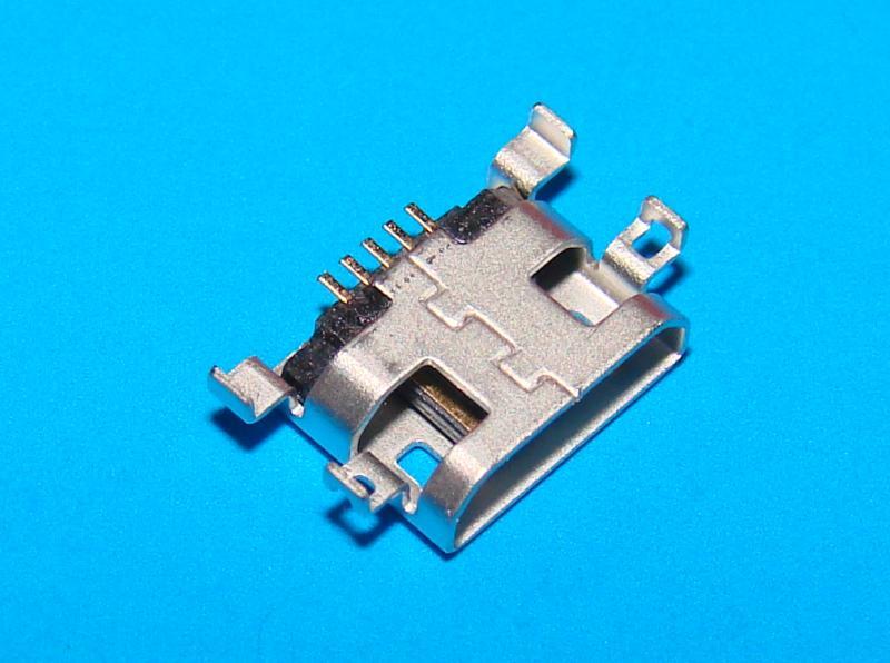 Гнездо micro USB 5 pin (№8)