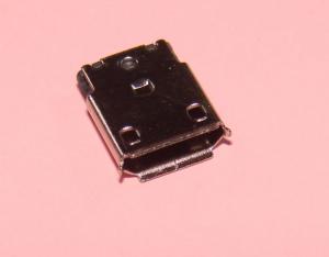Фото Штекер , гнездо , Micro USB , USB , Mini USB  Гнездо micro USB 5pin (№10)