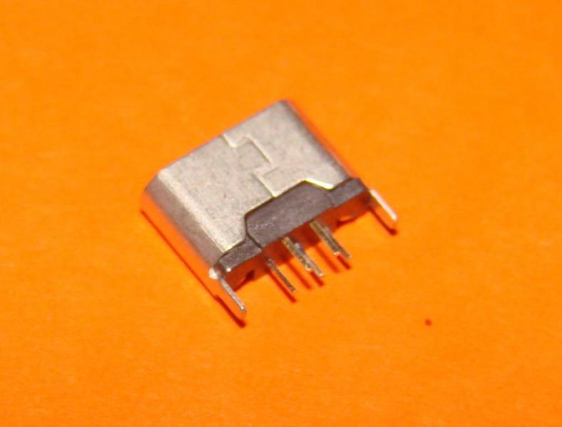 Гнездо micro USB 5pin (№13)