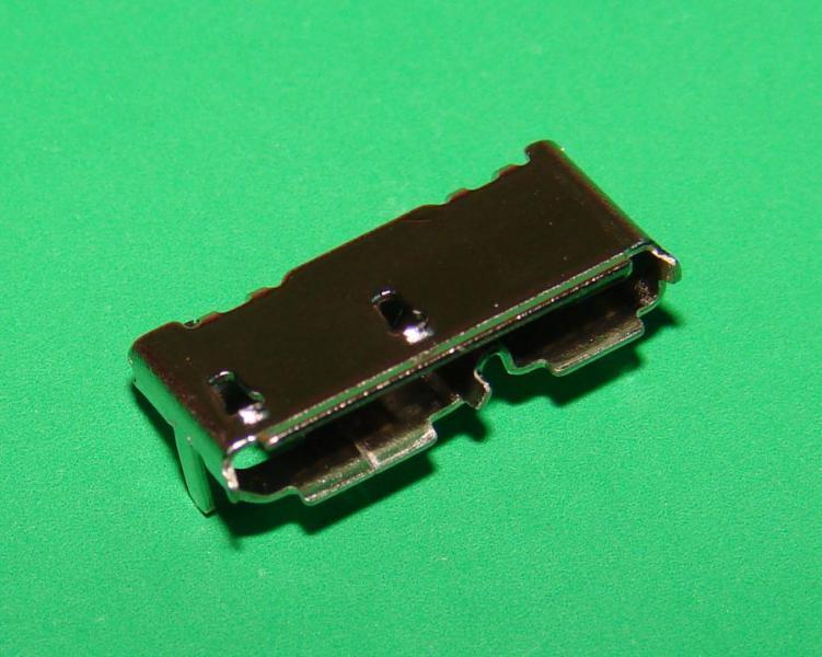 Гнездо micro USB 10pin (№21)