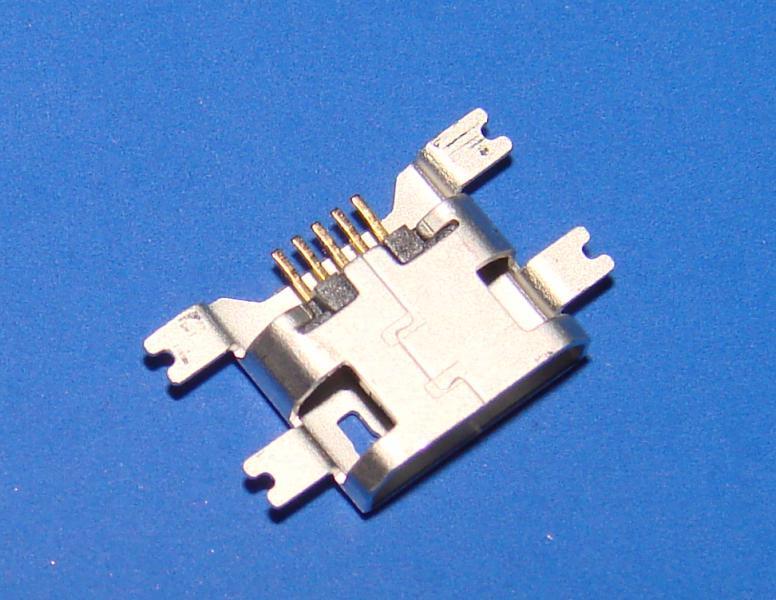 Гнездо micro USB 5pin (№22)