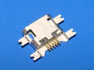Фото Штекер , гнездо , Micro USB , USB , Mini USB  Гнездо micro USB 5pin (№22)