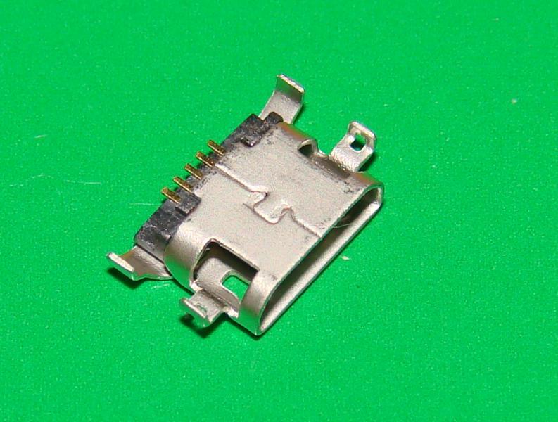 Гнездо micro USB 5pin (№27)