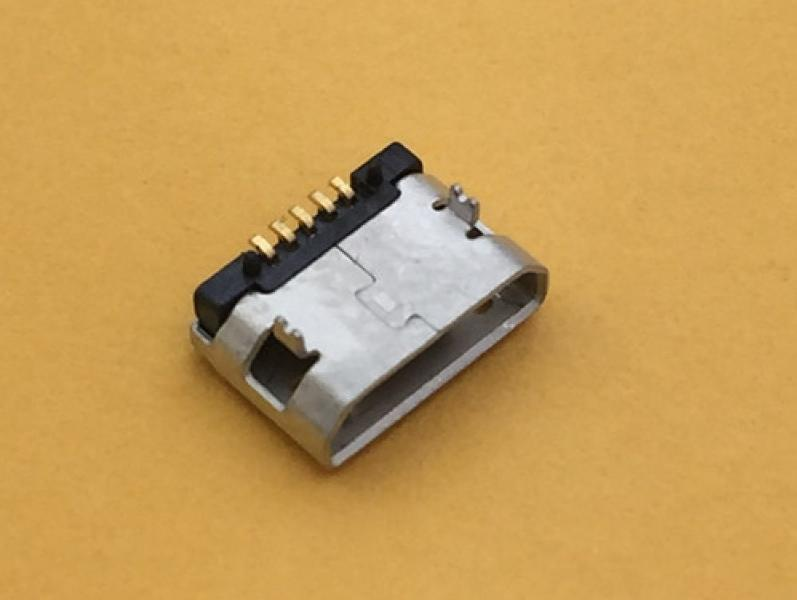 Гнездо micro USB 5 pin (№3)