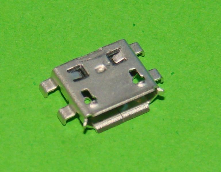 Гнездо micro USB 5pin (№9)