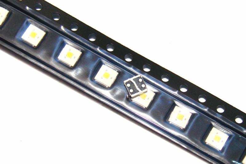 Светодиод подсветка TV Корея 2.4 Вт 3 В 3535 холодный белый 153LM