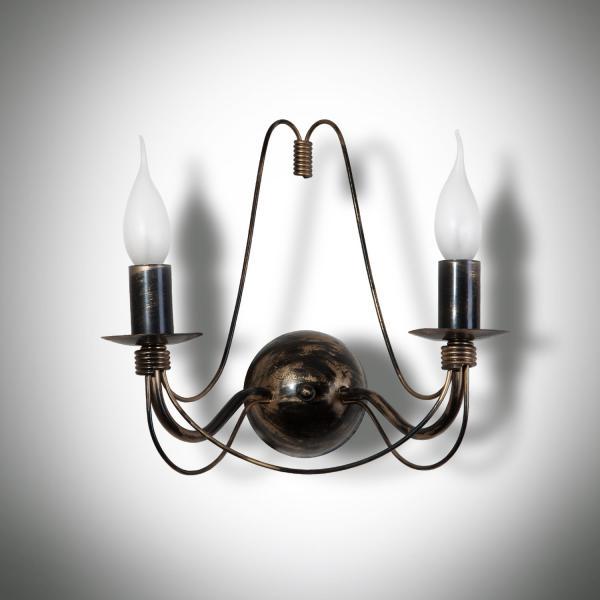 Изабелла Бра настенный 2 лампы