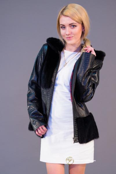 Куртка из норки «Людмила»