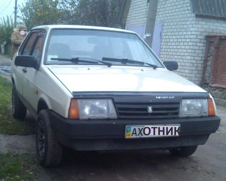 ВАЗ-21099, 1992 г.р., 1,4 л., ГБО, диски, фаркоп