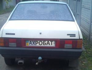 Фото  ВАЗ-21099, 1992 г.р., 1,4 л., ГБО, диски, фаркоп