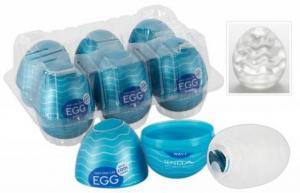 Фото Интимные товары, Мастурбаторы, искусственные вагины Мастурбатор Tenga Egg COOL Edition